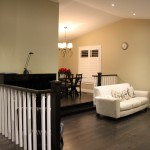 Living and Dining Room – After
